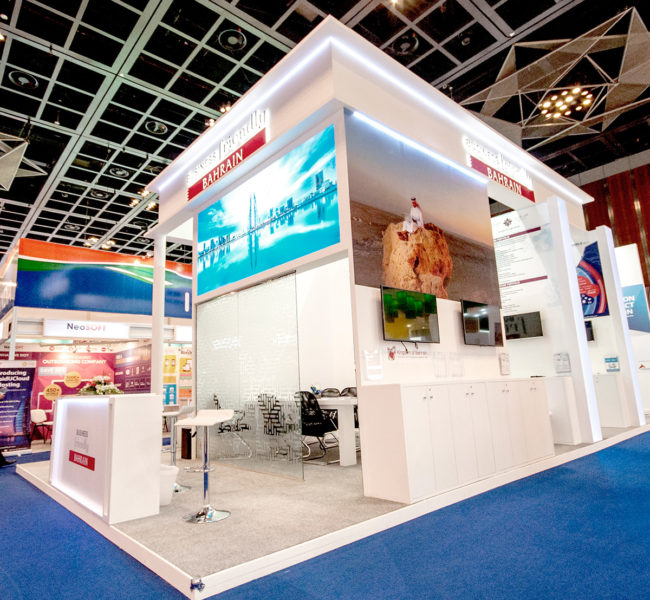 Exhibition Stand Builders Bahrain : Boundless events stand designer contractor