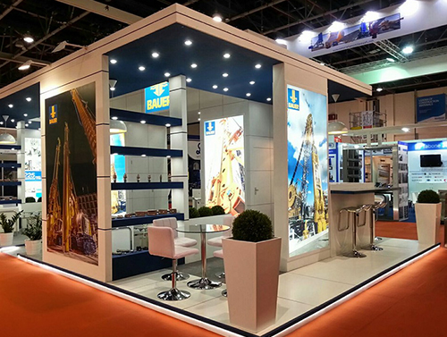 Big Exhibition Stand Design : How to use exhibitions promote your products and